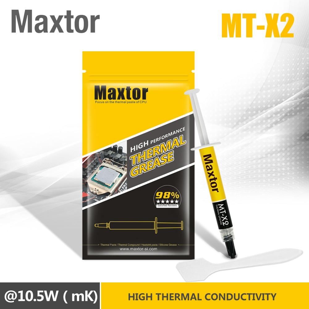 maxtor-mt-x2-pasta-termica-laptop-pc-scheda-madre-desktop-cpu-gpu-dissipatore-di-calore