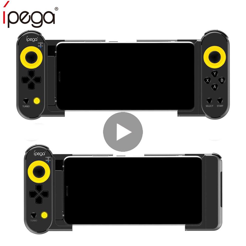Joystick para telefone gamepad pc móvel android iphone celular smartphone tablet jogo de gatilho bluetooth joypad pubg pugb jogos