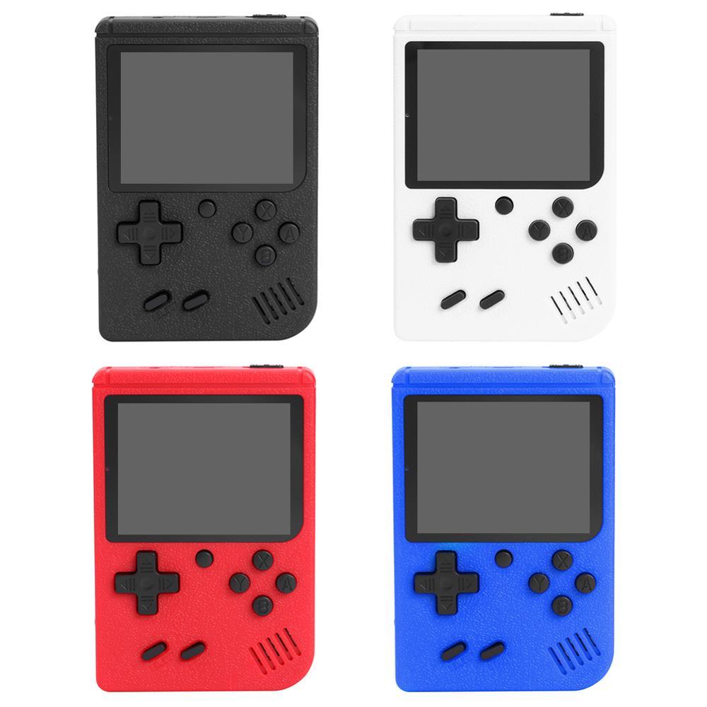 Consola de videojuegos Retro 400 en 1, portátil, pantalla a Color de...