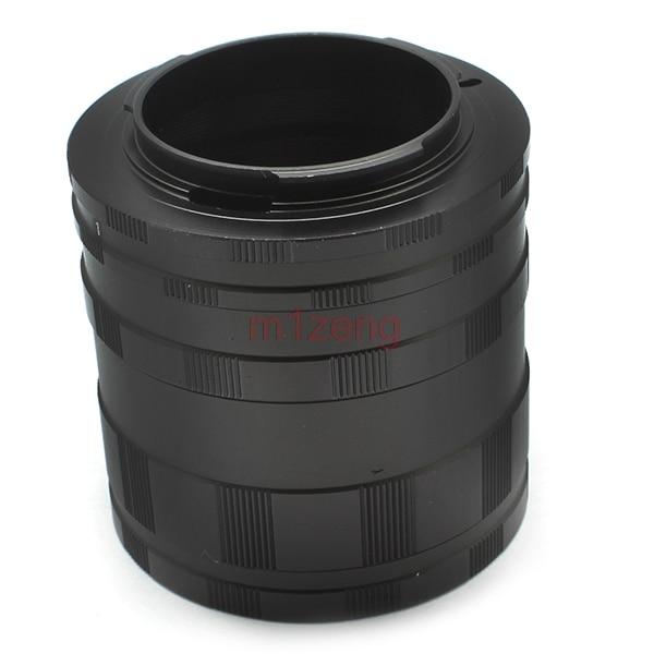 Anel adaptador Tubo de Extensão Macro Minolta MD mc 7mm 14mm 28mm Para Lente Da Câmera