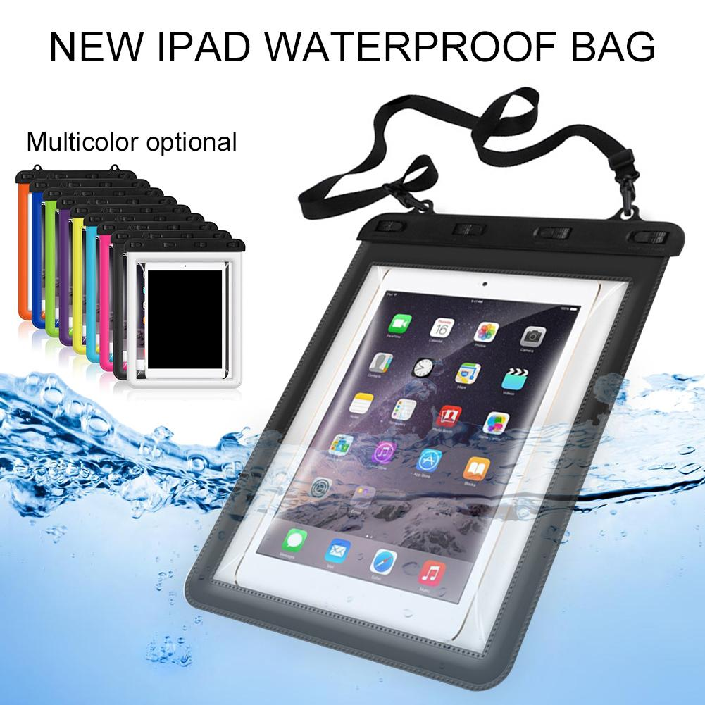 Underwater Waterproof Table Computer Protect Case Cover Dry Storage Bag Tablet Case For айпад-i