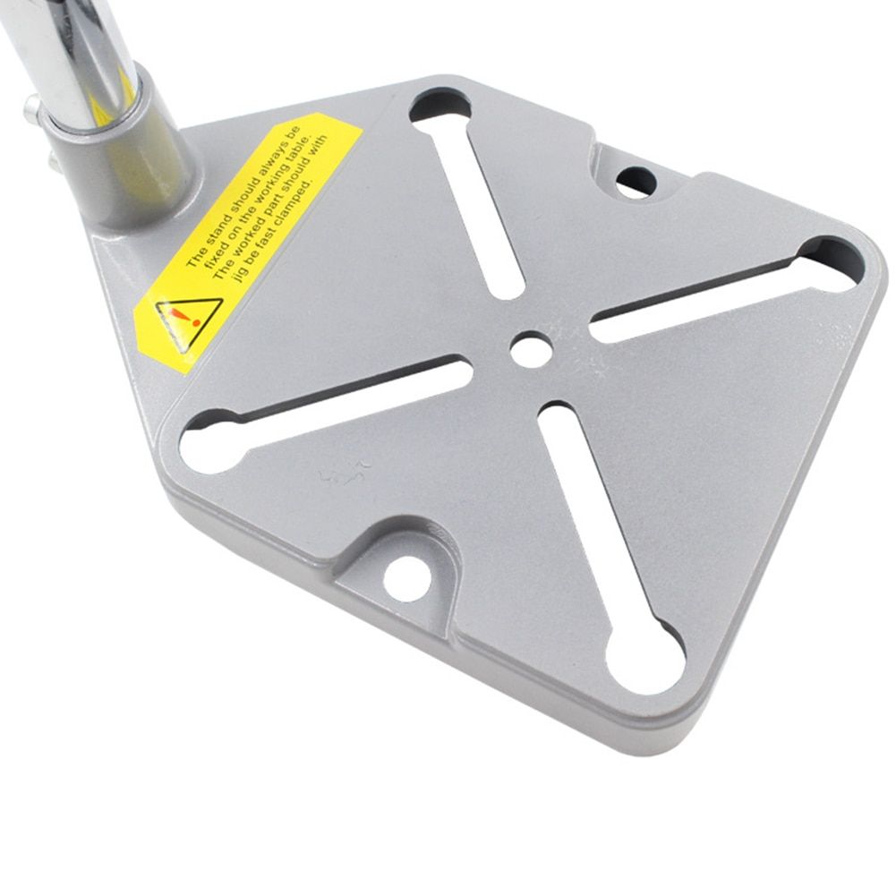 Electric Drill Stand Holder Bracket Single-head Rack Drilling Holder Grinder Stand Clamp Accessories for Woodworking Rotary Tool enlarge