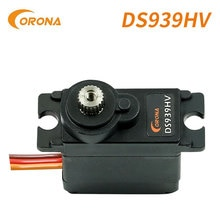 Corona DS939HV 2.8kg 0.12sec 12.5g Digital Metal Gear Mini Servo for Hobby Robotics Education Indust