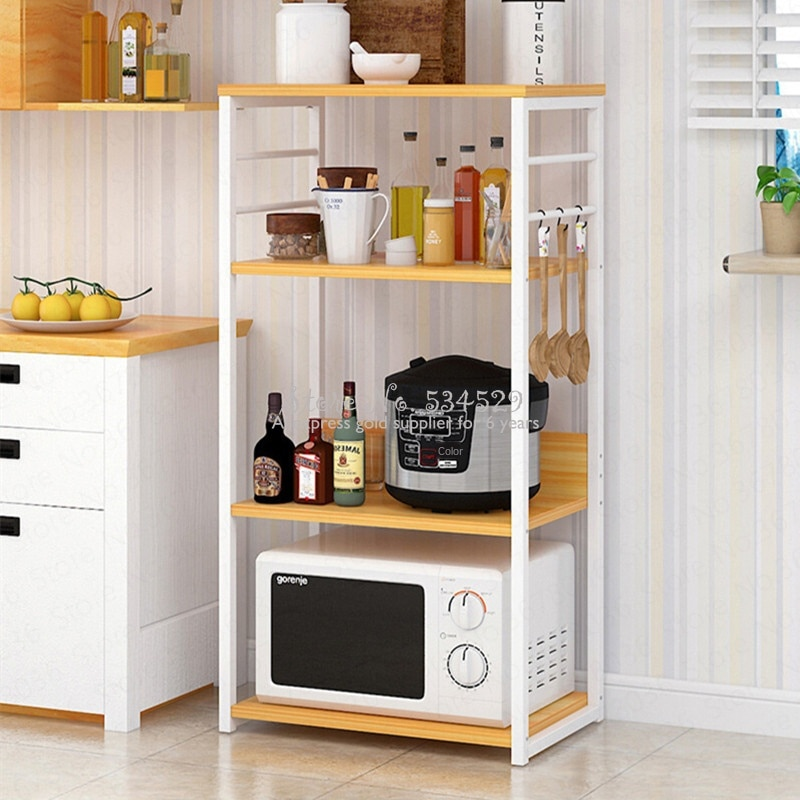 Estante de cocina 29%, estante de cocina, estante de almacenamiento multicapa, armario, armario, estante para microondas, espacio doméstico