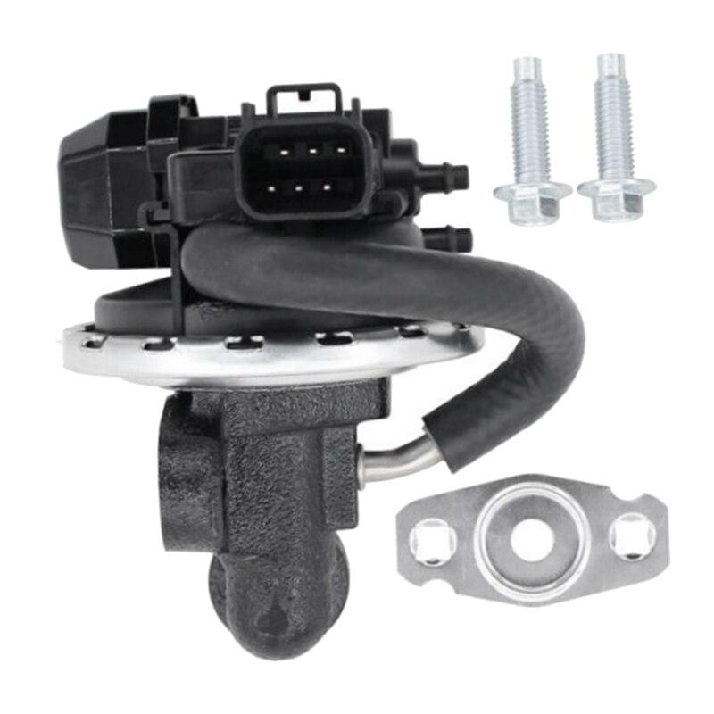 Conjunto de válvula de emisión EGR para Ford Explorer Sport Trac Mercury Mountaineer V6 EGV1055 5L2Z9D475A, 4L2Z9D475A