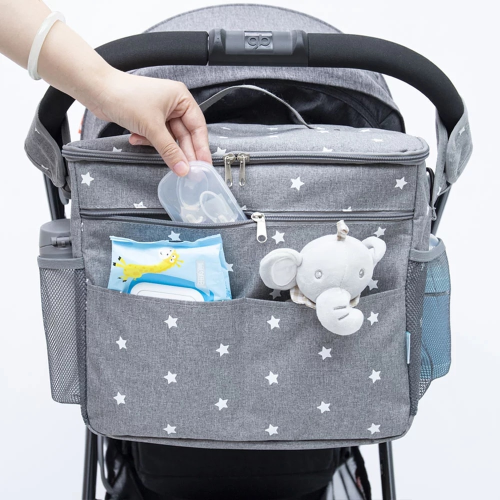 Orzbow Baby Diaper Bags For Maternity Backpack Large Capacity Bags Organizer Baby Stroller Bag Mummy Wet Nappy Bag For Mom Care