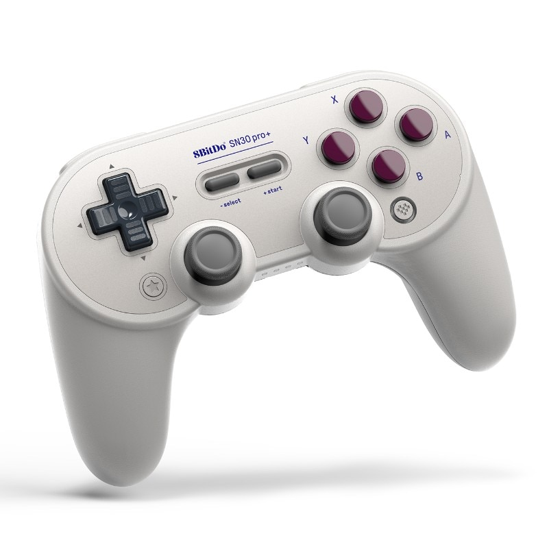 8Bitdo SN30 Pro Plus Wireless Gamepad BT Game Joystick for Windows/Switch/macOS/Steam/Raspberry Pi Controller enlarge