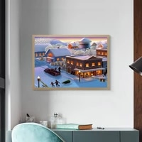 5d diy diamond painting home room flower birds cross stitch full drill scenery embroidery cute handmade wall decor gift