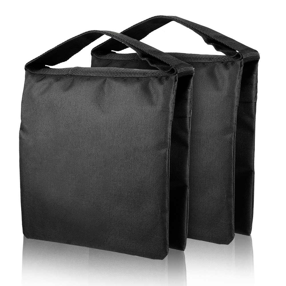 AliExpress - Photography Black Sandbags Use For Background Backdrop Stand,Photo Studio Boom Arm Cantilever Light Tripod,Heavy Duty Sand Bag