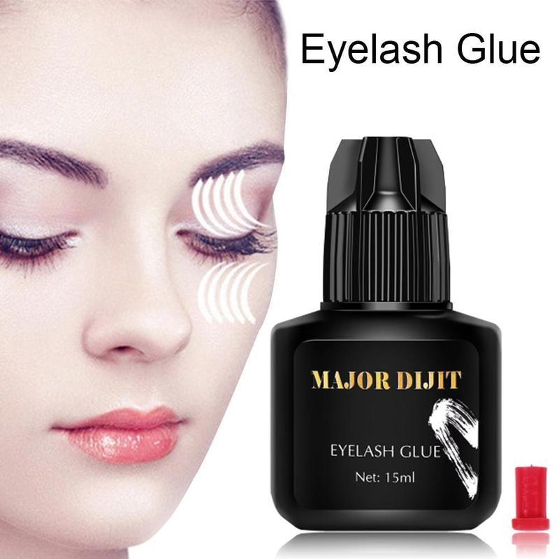 Black Grafting Eyelash Extension Glue Gentle Quick Drying Eyelashes Makeup Adhesive Long Lasting Eye Lash Glue недорого