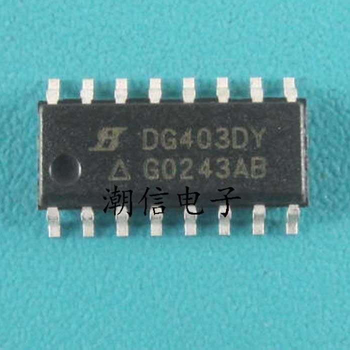 10cps DG403DY SOP-16