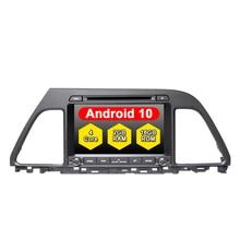 ANDROID 10.0-pour HYUNDAI SONATA 2015   Fonction OBD intégrée, 2 Din, autoradio, AUDIO DVD, Automotivo GPS, systèmes centraux