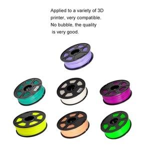 3D Printer Filaments 200 Meters 20 Colors 3D Printing Pen Plastic Threads Wire 1.75 Mm Printer Consumables 3 D Pen Filament ABS