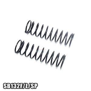 LOSI 1:6 SUPER BAJA REY spring steel material rear shock absorber bold upgrade spring-yes
