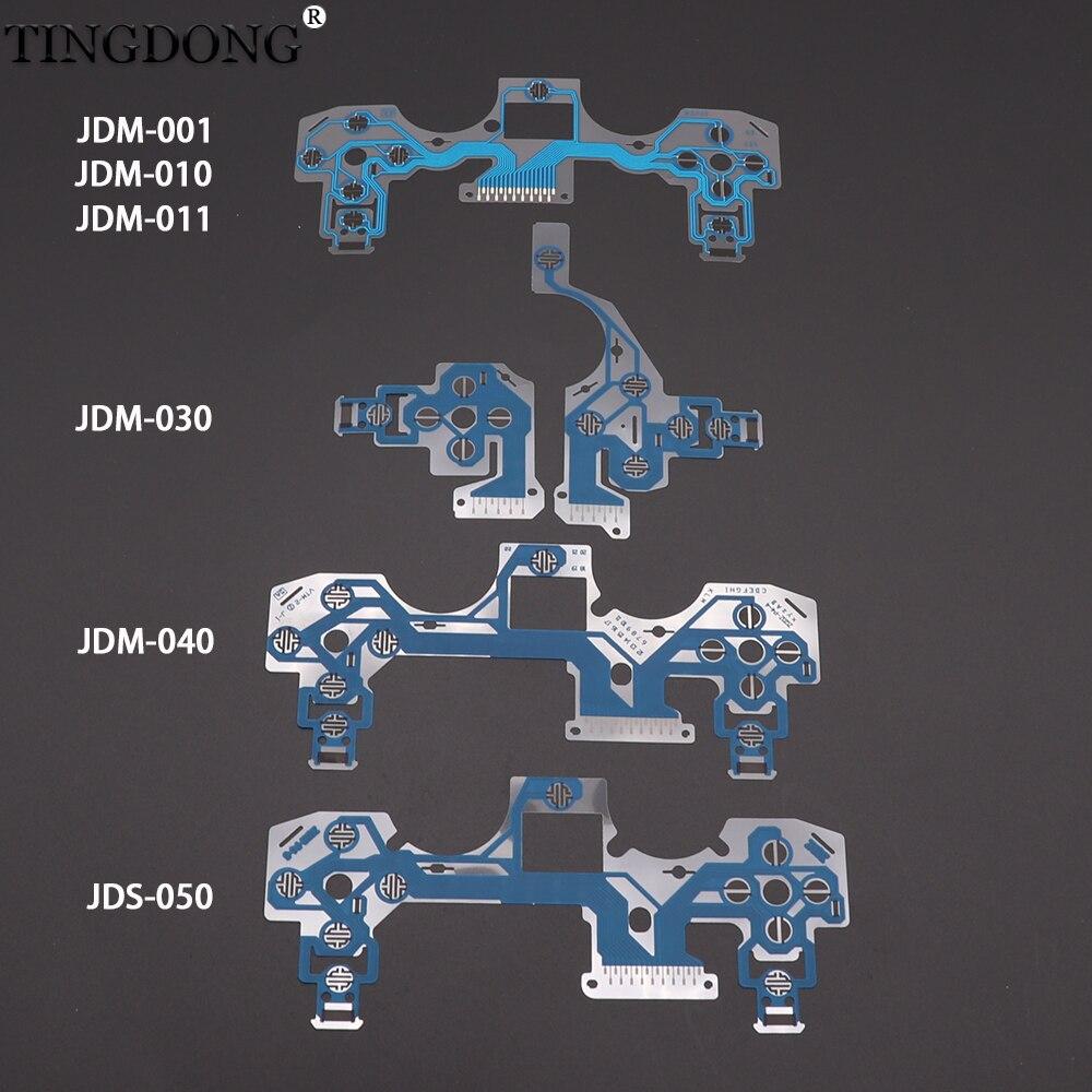 Гибкий кабель для ps4 проводящая пленка для контроллера, пленка, запасная часть для джойстика ps4, JDM-010 011, JDM-030, JDM-040, JDS-050
