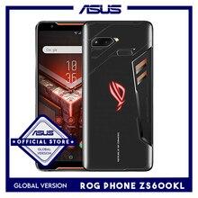 Globalna wersja ASUS telefon ROG ZS600KL Smartphone 8GB 128/512 GB Snapdragon 845 Adreno 630 NFC OTA aktualizacja telefonu do gier