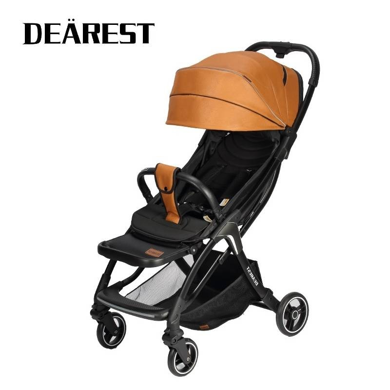 DEAREST A8L 2021 Baby Car Shipping Free Ultra-Light Folding Can Sit Or Lie High Landscape Suitable for 4-Season High Demand enlarge
