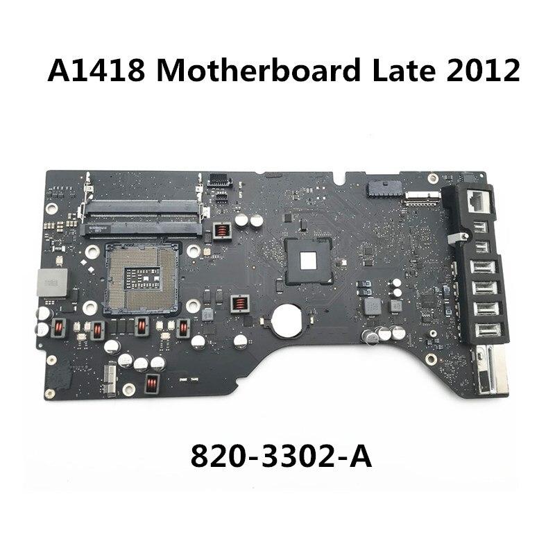 Placa lógica 820-3302-A para Apple IMAC, placa base A1418 de 21,5 pulgadas, finales de 2012, año MD093 MD094 EMC2544