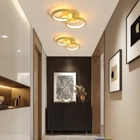 fss nordic ceiling light led modern entrance hall entrance hallway balcony small ceiling light