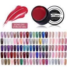LEMOOC 180 couleur 5g peinture Gel Nail Art conception imbiber émail Gel vernis UV Gel vernis à ongles vernis
