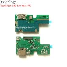 "Mythologie Für Blackview A80 pro Original USB Board Flex Kabel Dock Connector 6.49 ""Handy Ladegerät Schaltungen mit mikrofon"