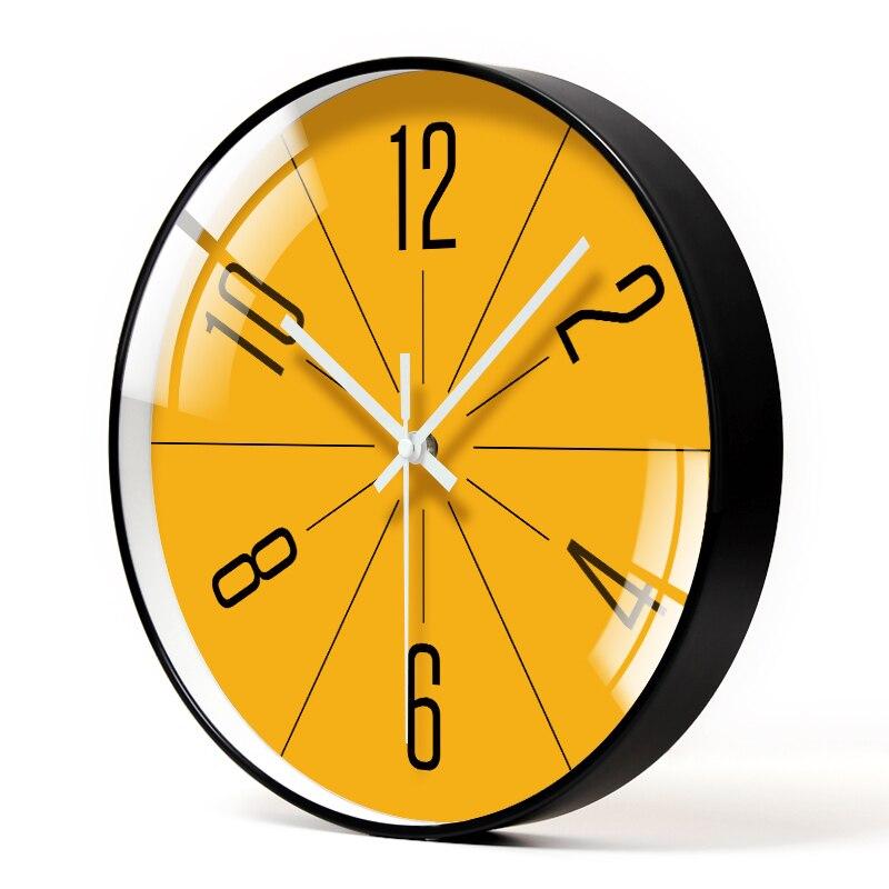 Reloj de pared grande redondo para decoración de sala de estar, Relojes...