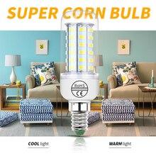 E14 LED Bulb GU10 LED Lamp 220V Corn Lamp G9 Bombillas E27 Candle Light 3W 5W 7W 9W 12W 15W Chandelier Lighting B22 5730 SMD