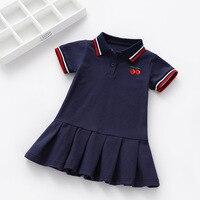 Платье в разноцветную полоску #3