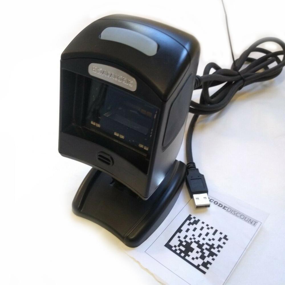 Do Datalogic Magellan 1100i 1D wysokowydajny skaner kodów kreskowych z kablem USB do rozwiązań POS
