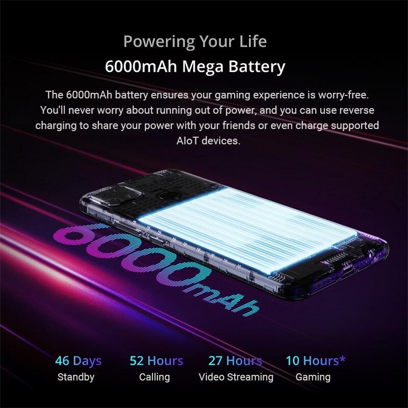New Realme Narzo 30A Global Versie 4Gb 64Gb Smartphone Helio G85 13MP Ai Dual Cam 6000Mah 6.5 Inch fullscreen 18W Quick Charging enlarge