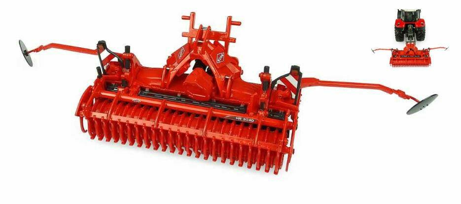 Uh 5219 132 kuhn hr3040 power harrow brinquedo