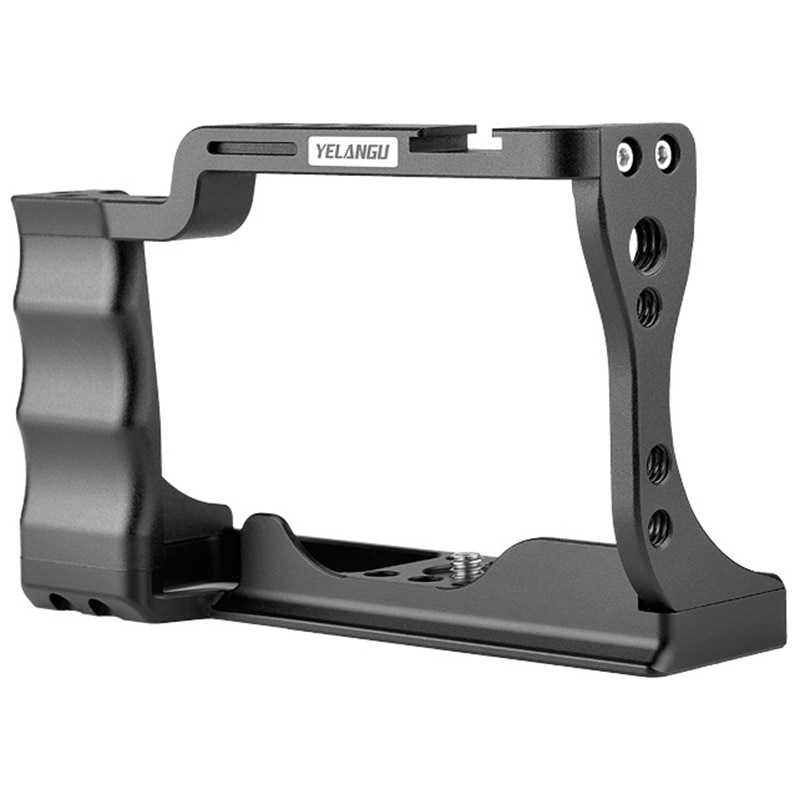 YELANGU Suitable for Canon M50 Camera Rabbit Cage Photography Camera Rabbit Cage SLR Camera Kit