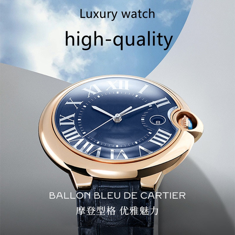 2021 Trend Men's And Women's Watches Waterproof Mechanical Watch and Quartz Watch High-Quality