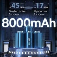 СКИДКА 28,2% на Baseus 15000Pa автомобильный пылесос Беспроводной Мини Ручной Код скидки: BASEUSVK Дата начала: 2021.6.17 Дата окончания: 2021.6.25 Первоначальная цена: 79.99 Окончательная цена: 53,99