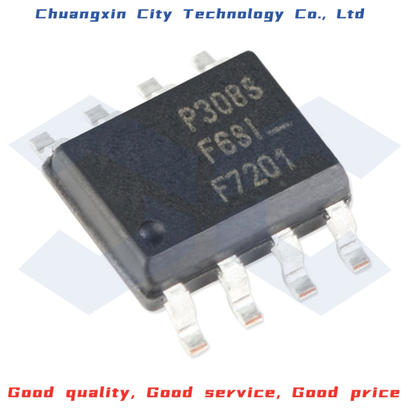 10PCS 100% New&Original IRF7201TRPBF SOIC-8 N channel 30V/7.3A MOSFET Integrated circuit chip IC 10pcs mk484 484 to92 new measurement circuit ic am radio receiver