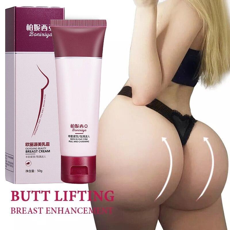 Breast Butt Enhancer Skin Firming and Lifting Body Cream Elasticity Breast Hip Enhancement Cream Bus