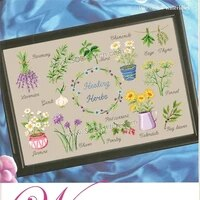 cross stich set chinese cross stitch kit embroidery needlework craft packages cotton fabric floss new counted flowers g180