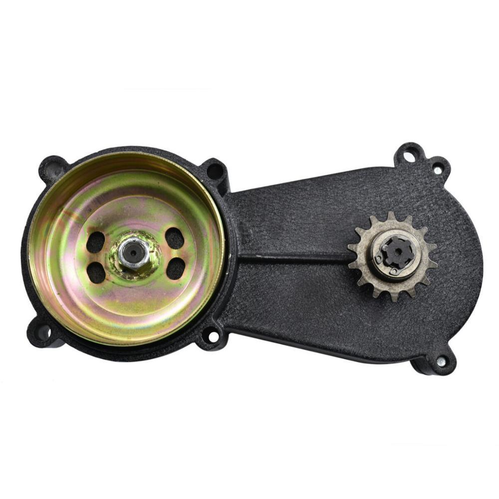 2-STROKE 47cc 49cc Transmission Clutch Reduction T8F 14T Gear Box BUGGY SCOOTER ATV Pocket Scooter Mini Bike