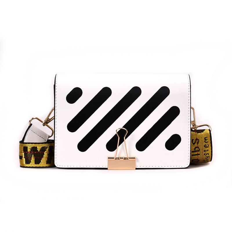 Shoulder Bag New Summer Women Color Messenger Crossbody Hand Bags Small Mini PU Korean Fashion Square Bag