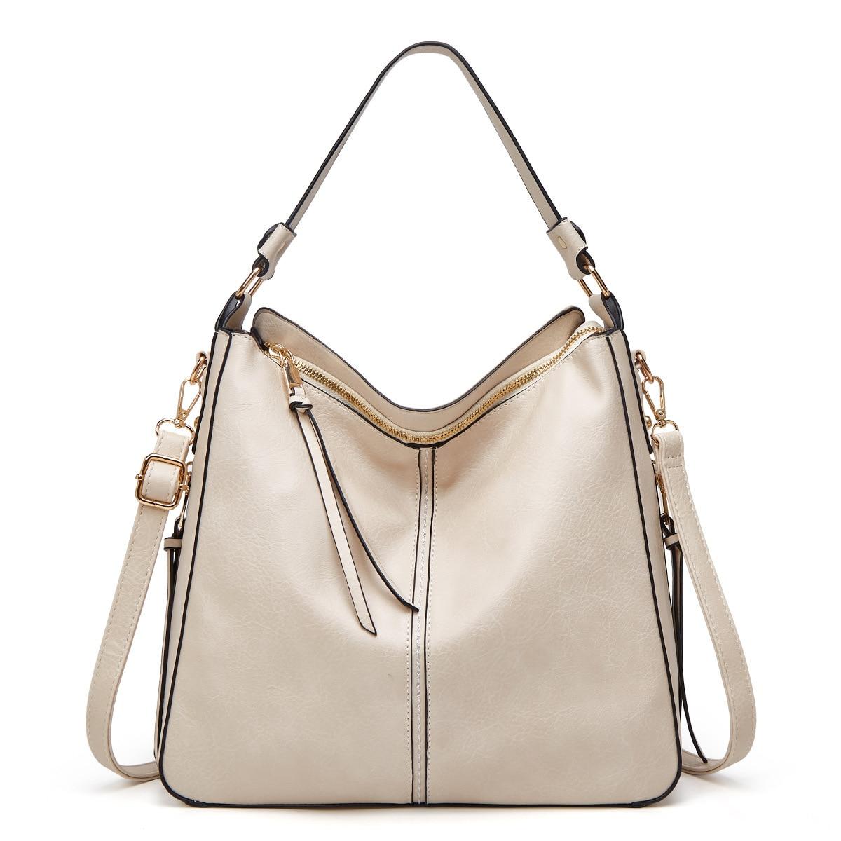 Новинка 2020, Европейская и американская мода, Ретро сумка-тоут, женская сумка, сумка на одно плечо