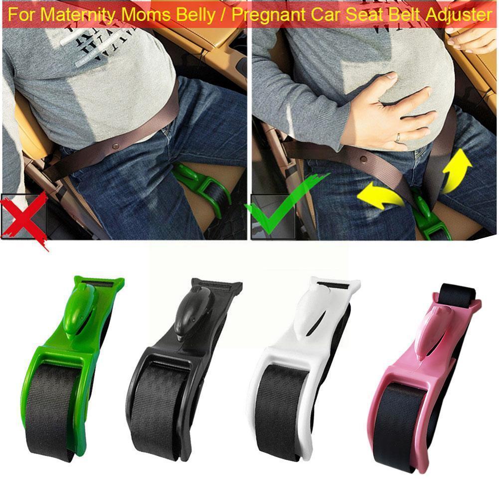 Автомобильный ремень безопасности для беременных женщин для предотвращения удушения автомобильный ремень регулируемое сиденье для берем...