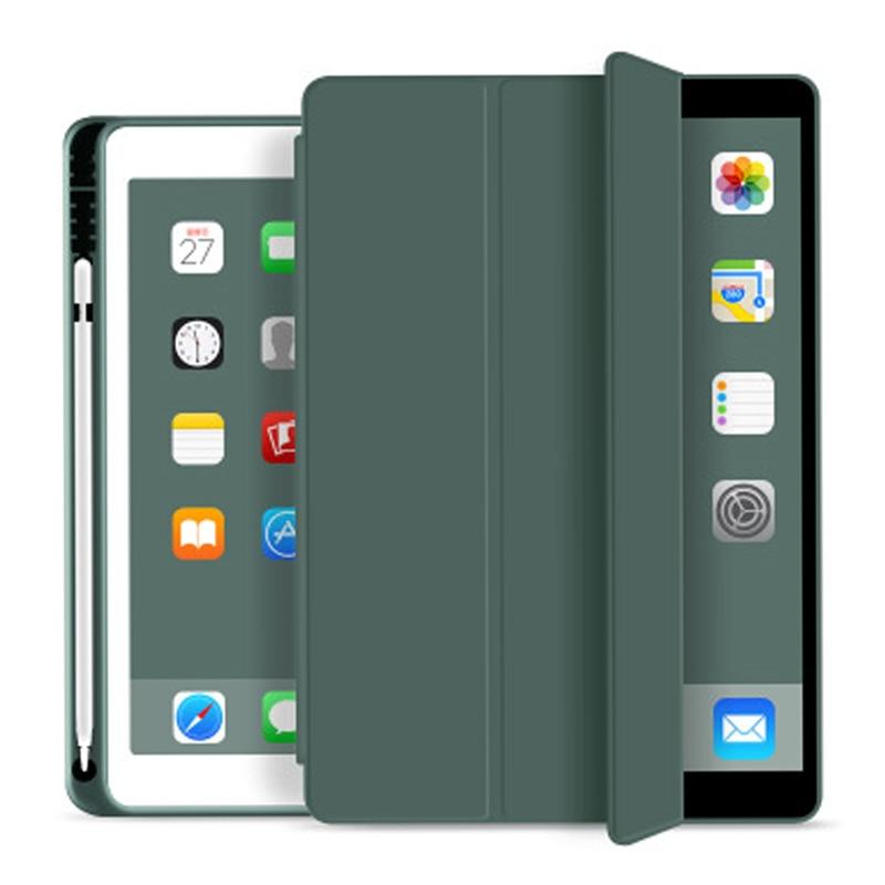 """Para ipad mini 5 caso com suporte de lápis capa para ipad a2133 a2124 a2126 a1538 a1550 caso para ipad mini 2019 7.9 """"mini4 caso capa"""