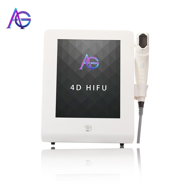 ADG Newest 4d 3D 12 lines facial lifting and body slimming machine for beauty salon( can choose 2, 5 or 8 cartridges)