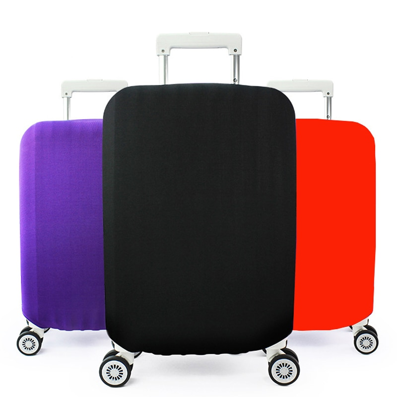 Hot Travel Luggage Cover Trolley Protective Case Suitcase Dust Cover for 18'' - 30''Luggage Baggage Bag covers Travel Accessories