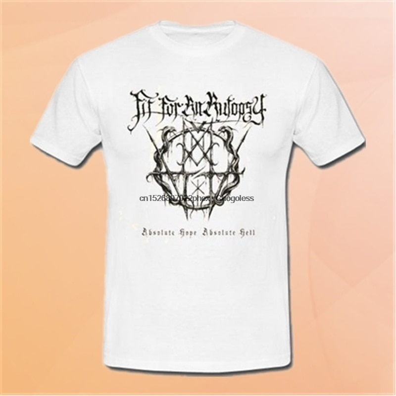 Fit for an Autopsy Absolute Hope Absolute Hell Deathcore Men's T-shirt