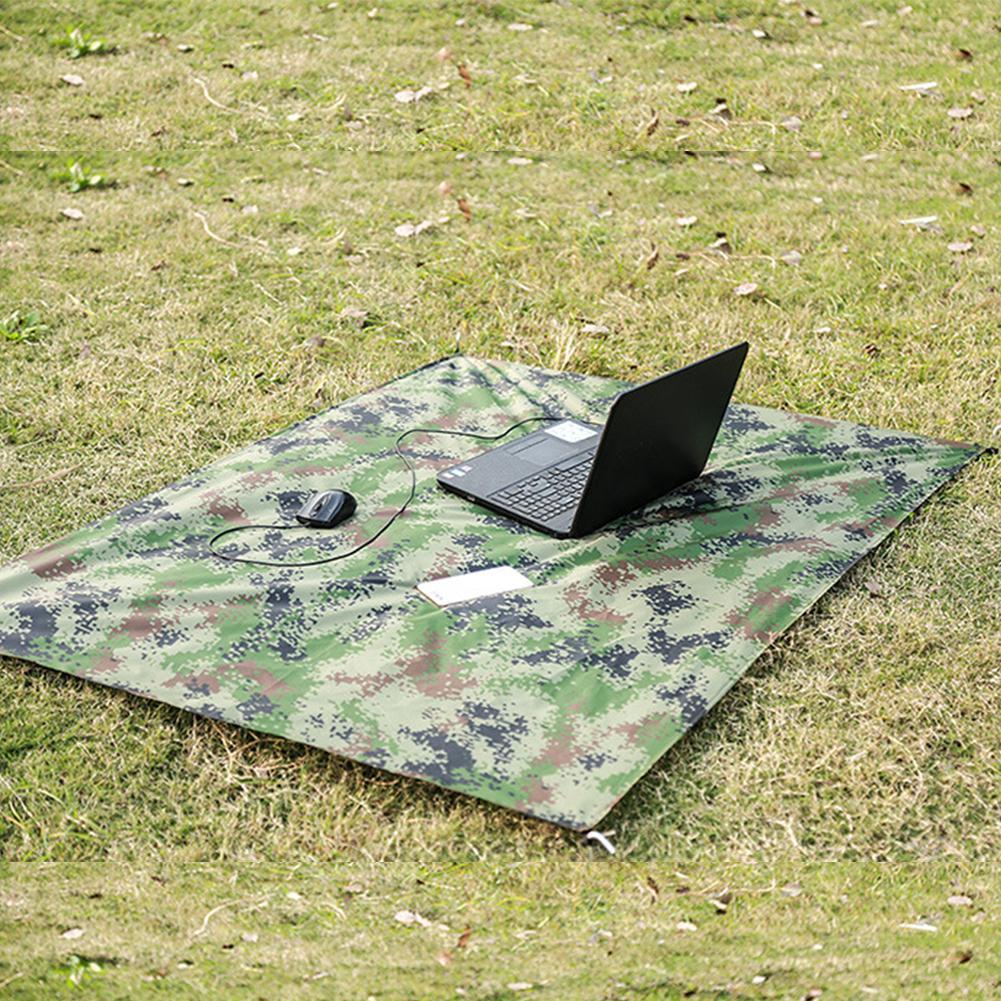 Multi-function Portable Moistureproof picnic mat Camping Mat  Reusable Sand Beach Blanket Outdoor Picnic Folding Waterproof