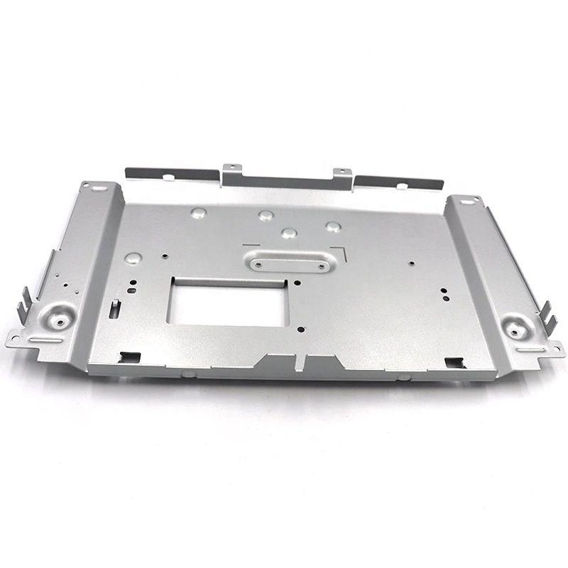 Изготовление на заказ оцинкованного листового металла стальные детали для трактора