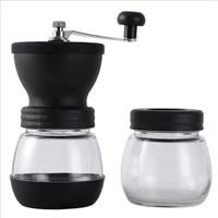 bean grinder boiled milk coffee kettle for gift 1set
