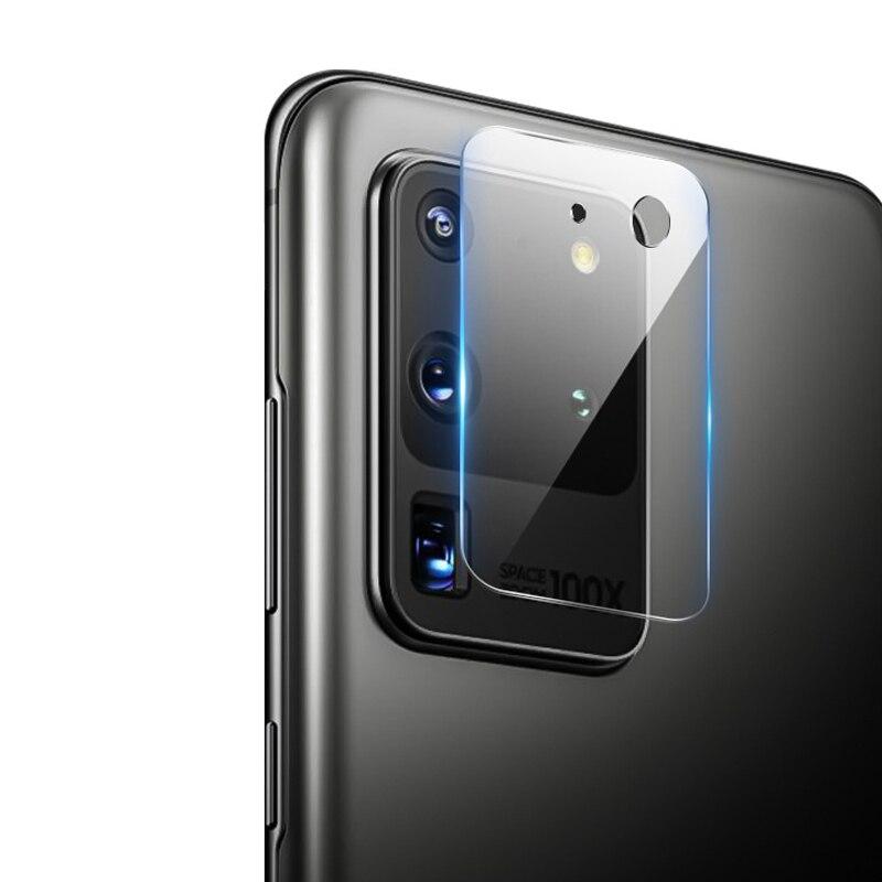 Protector de Pantalla DE LA Cámara para Samsung Galaxy S20 Plus HD protector de lente funda para Samsung Galaxy S20 película de vidrio ultra templado