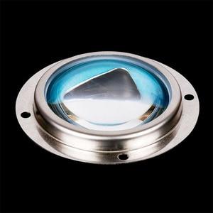 Customized processing 67mm lens pressure ring 4-piece set LED street light high bay light cob optical lens lighting accessories